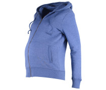 ALESIA Sweatjacke marineblau