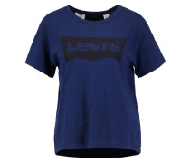 THE AUTHENTIC TShirt print medieval blue