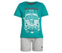 SET - T-Shirt print - lagune