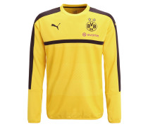 BVB Langarmshirt cyber yellowblack