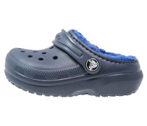 CLASSIC Pantolette flach navy/cerulean blue