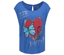 ASIA - T-Shirt print - blue