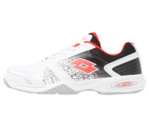 TSTRIKE II CL L Tennisschuh Outdoor white/red
