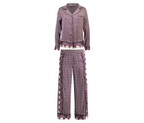 SET Pyjama red