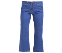WIND - Jeans Bootcut - blue denim