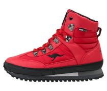 TRAMPDIC Snowboot / Winterstiefel flame red/black