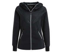 PiZ Sweatjacke black