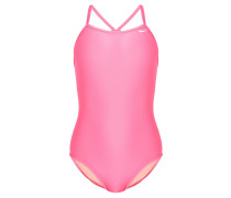 Badeanzug - racer pink