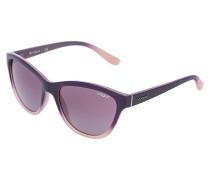 Sonnenbrille purple