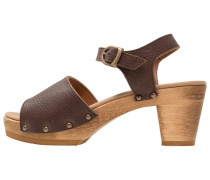 SINJA - Clogs - antique brown