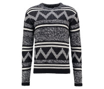 ONSDUDLEY Strickpullover black