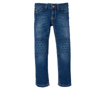 CAREEN Jeans Straight Leg blue