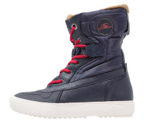 HUCKER Snowboot / Winterstiefel navy