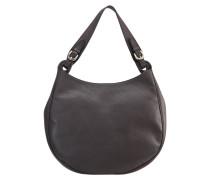 ELODIE Shopping Bag moro/nero