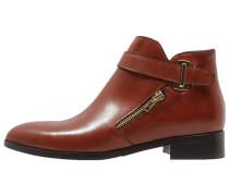 Ankle Boot testa di moro