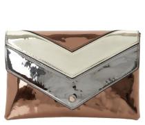 BERLYN Clutch bronze
