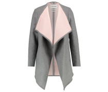 Kurzmantel - silver grey