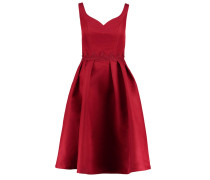 MISCHA Cocktailkleid / festliches Kleid burgundy