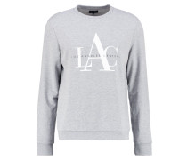 Sweatshirt mottled light grey