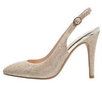 Pumps star gold