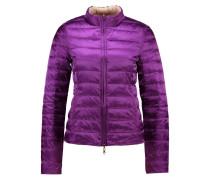 Daunenjacke - purple/beige