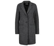 ONLELLA Wollmantel / klassischer Mantel dark grey melange