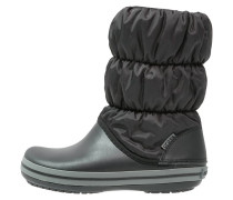 PUFF Stiefel black/charcoal