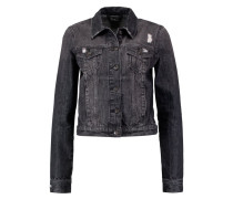 Jeansjacke - black washed
