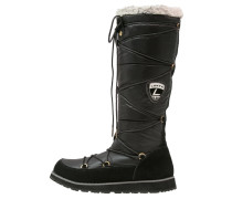 LEONORA - Snowboot / Winterstiefel - black