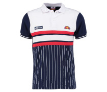 LORENZI Poloshirt dress blues/optic white