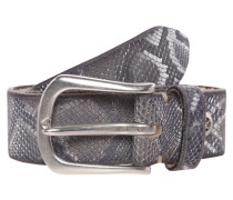 Gürtel - anthrazit metallic
