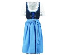 SET Dirndl blue