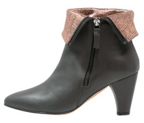 CLAIRE Ankle Boot granit/luster peach
