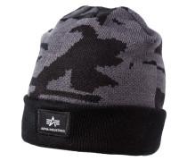 XFIT Mütze black camo