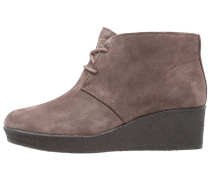 ATHIE TERRA Ankle Boot dark taupe