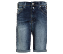 Jeans Shorts - light-blue denim