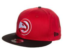9FIFTY NBA TEAM ATLANTA HAWKS Cap red/black