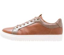 Sneaker low tan/dark brown