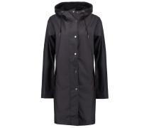 STALA Regenjacke / wasserabweisende Jacke black