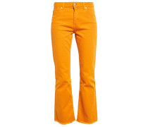 Flared Jeans inca gold