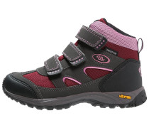 SNOWFUN Snowboot / Winterstiefel grau/bordeaux/rose