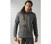 SPARTAN RACE - Sweatjacke - dark grey heather