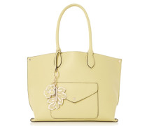 DOCKIE - Shopping Bag - lime