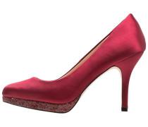 BELERDA Plateaupumps ruby