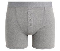 LEVIS 300LS LONG BOXER - Panties - middle grey melange