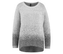 PIM Strickpullover light grey melange