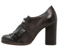 Ankle Boot smoke/nero