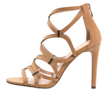 SAFARI High Heel Sandaletten brown