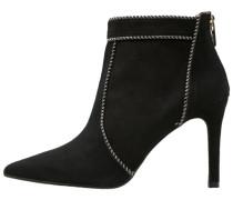 RUSCA High Heel Stiefelette black