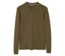 WILLY - Strickpullover - green